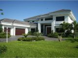 Luxury Home Plans Florida Contemporary Home with 4 Bdrms 5555 Sq Ft House Plan