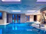 Luxury Home Plans with Indoor Pool Luxury Indoor Pool Design House Design and Plans