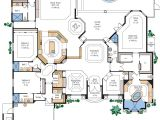 Luxury Homes Floor Plan Luxury Home Floor Plans House Plans Designs