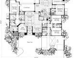 Luxury Homes Floor Plan Marvelous Builder Home Plans 9 Luxury Homes Design Floor