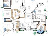 Luxury Homes Floor Plans Luxury Home Floor Plans House Plans Designs