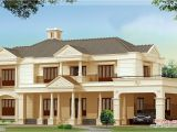 Luxury Homes Plans Designs 4 Bedroom Luxury House Design Architecture House Plans