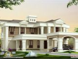 Luxury Homes Plans Designs Beautiful Luxury Villa Design 4525 Sq Ft Kerala Home