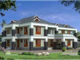 Luxury Homes Plans with Photos 4000 Sq Feet Luxury Villa Exterior Kerala Home Design
