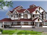 Luxury Homes Plans with Photos Stunning 6 Bedroom Luxury House Design Kerala Home Design