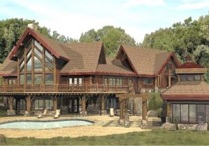 Luxury Log Home Plans Large Log Cabin Home Floor Plans Luxury Log Cabin Homes