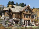 Luxury Log Homes Plans Rustic Luxury Log Cabins Plans