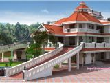 Luxury Mansion Home Plans 3 Storey Super Luxury Mansion In Kerala Kerala Home