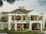 Luxury Mansion Home Plans 4 Bedroom Luxury Home Design Kerala Home Design and