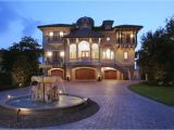 Luxury Mansion Home Plans Venetian Italian Style Villa Luxury Home Design