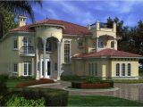 Luxury Mediterranean Home Plans Luxury Home with 6 Bdrms 6784 Sq Ft House Plan 107 1033