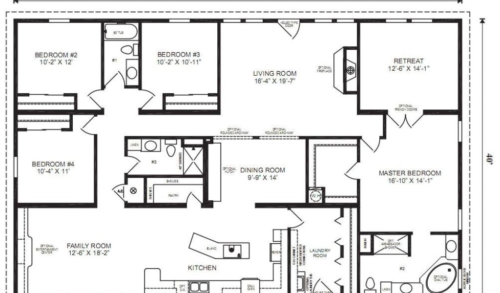 Luxury Modular Home Plans Floor Plans For Modular Homes Luxury