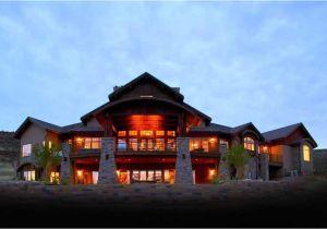 Luxury Mountain Home Plans Luxurious Mountain Craftsman House Plans