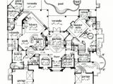 Luxury One Story Home Plans Stunning 12 Images Single Story Luxury House Plans House