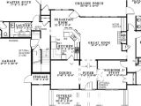 Luxury One Story House Plans with Bonus Room 5 Bedroom House Plans with Bonus Room