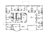 Luxury Ranch Home Floor Plans Black forest Luxury Ranch Home Plan 088d 0286 House