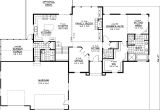 Luxury Ranch Home Floor Plans Marvelous Luxury Ranch Home Plans 9 Luxury Ranch House