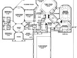Luxury Ranch Home Floor Plans Oakley Manor Luxury Ranch Home Plan 026d 0163 House