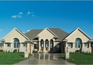 Luxury Ranch Home Plans Luxury Italian Style Ranch House