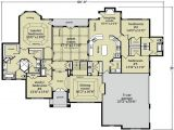 Luxury Ranch Style Home Plans Open Ranch Style Home Floor Plan Luxury Ranch Style Home