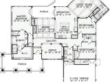 Luxury Single Story Home Plans Awesome One Story Luxury Home Floor Plans New Home Plans