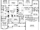 Luxury Single Story Home Plans Single Story House Plans Luxury Cottage House Plans