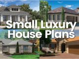 Luxury Small Home Plans Small Luxury House Plans Sater Design Collection Home Plans