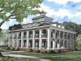 Luxury southern Plantation Home House Plan 5 Bedrm 4874 Sq Ft southern House Plan 153 1187