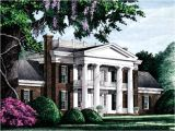 Luxury southern Plantation Home House Plan Elwood Luxury Plantation Home Plan 128d 0005 House Plans