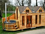 Luxury Tiny Home Plans Luxury 39 Glamper 39 by Tinywood Homes is Perfect for Fall