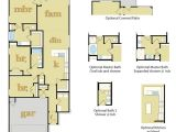 Madison Home Builders Floor Plans New Homes for Sale Manor Texas 78653 Bell Farms Floor Plans