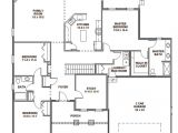 Madison Home Builders Floor Plans the Creekside Sunrise Builders