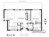 Magnolia Homes Floor Plans House Plan W3988 V1 Detail From Drummondhouseplans Com