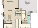 Main Floor Master Home Plans Craftsman House Plan with Main Floor Master 85110ms