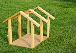 Make Your Own Dog House Plans Dog House Repairs Month Best Bully Sticks