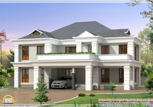 Mansion Home Plans and Designs Four India Style House Designs Kerala Home Design and