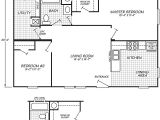 Manufactured Home Floor Plans 3 Bedroom 2 Bath 2 Bedroom Mobile Home Plans Photos and Video