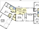 Manufactured Home Floor Plans and Pictures Parkridge by Simplex Modular Homes Ranch Floorplan