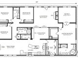 Manufactured Home Floor Plans Modular Home Plans 4 Bedrooms Mobile Homes Ideas