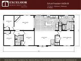 Manufactured Home Plans Freedom Mobile Home Floor Plans