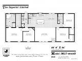 Manufactured Home Plans Imlt 46412b Mobile Home Floor Plan Ocala Custom Homes