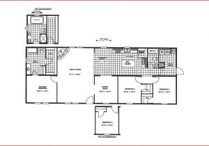 Manufactured Mobile Homes Floor Plans Luxury New Mobile Home Floor Plans New Home Plans Design