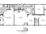 Manufactured Mobile Homes Floor Plans Sunshine Double Wide Mobile Home Floor Plans Home Deco Plans
