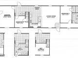 Marshall Mobile Homes Floor Plan 3 Bedroom 2 Bath 18×84 Clayton Marshall Mobile Homes