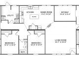 Marshall Mobile Homes Floor Plan 4 Bedroom 3 Bath 32×78 11 Schult Homes Marshall