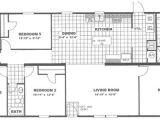 Marshall Mobile Homes Floor Plan 5 Bedroom 2 Bath 28 X 72 Clayton Marshall Mobile Homes