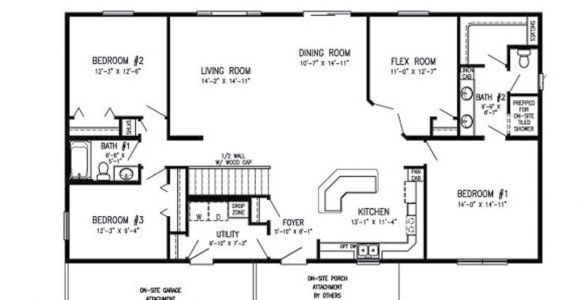 Marshall Mobile Homes Floor Plan Marshall Nsss Prefab Homes Modular Homes Thunder Bay