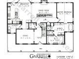 Marshfield Homes Floor Plans Marshfield House Plan House Plans by Garrell associates