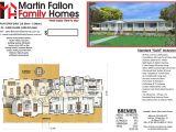 Martin Fallon Homes Plans Bremer 235 Martin Fallon Family Homes