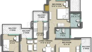 Mascot Homes Floor Plans 1224 Sq Ft 2 Bhk Floor Plan Image Mascot Homes Manorath